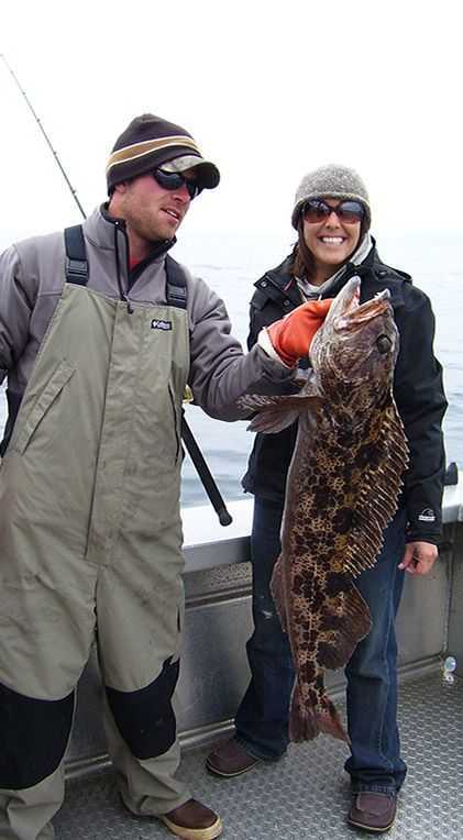 Cook Inlet Ling Cod