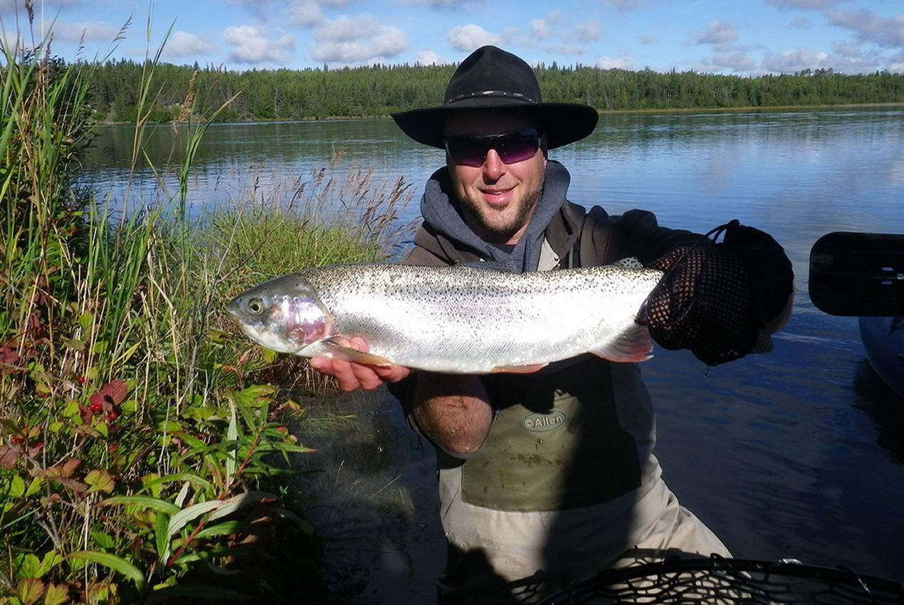 Rainbow Trout Guide