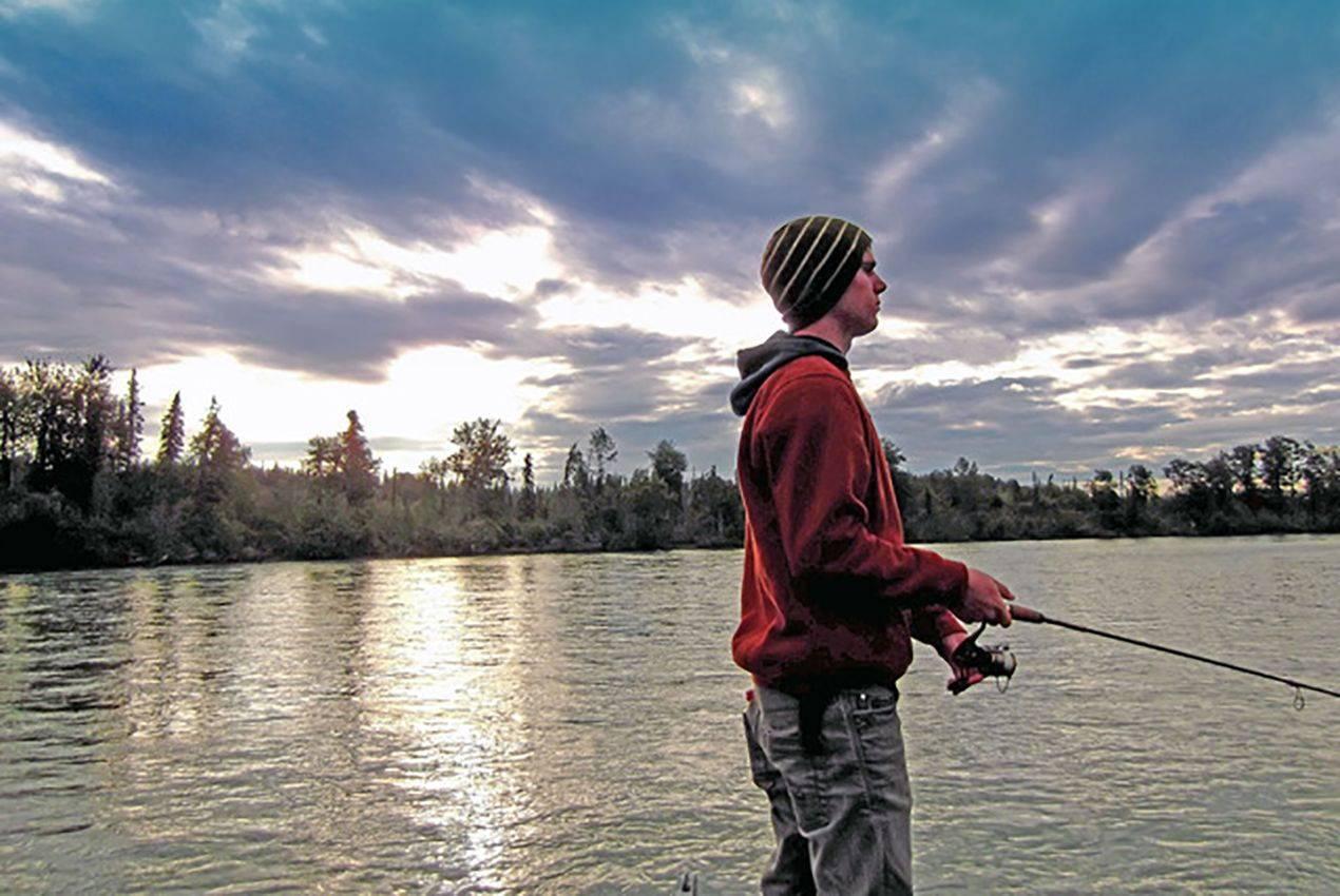 Alaska fishing camp nushagak river king salmon fishing for Alaska fishing camps