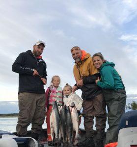 The Eric Loomis Fishing Crew