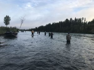 Fishing for Reds