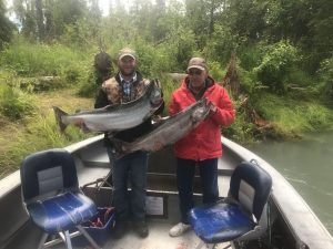 Pair of Kenai River Kings