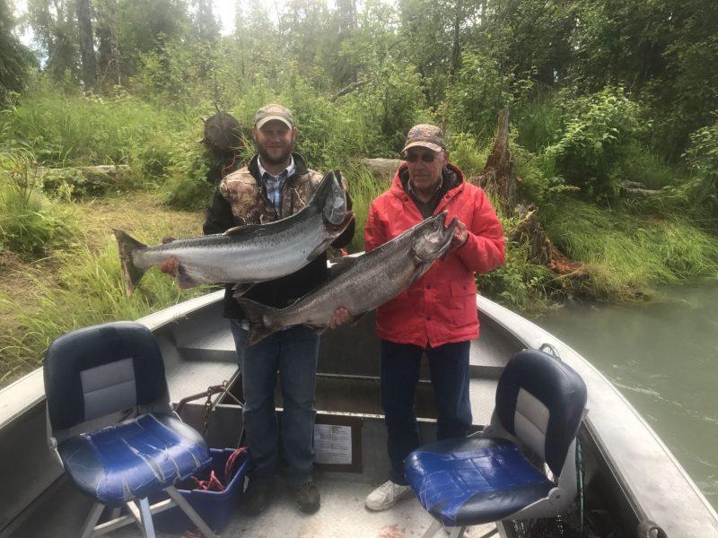 Pair of Kenai River Kings